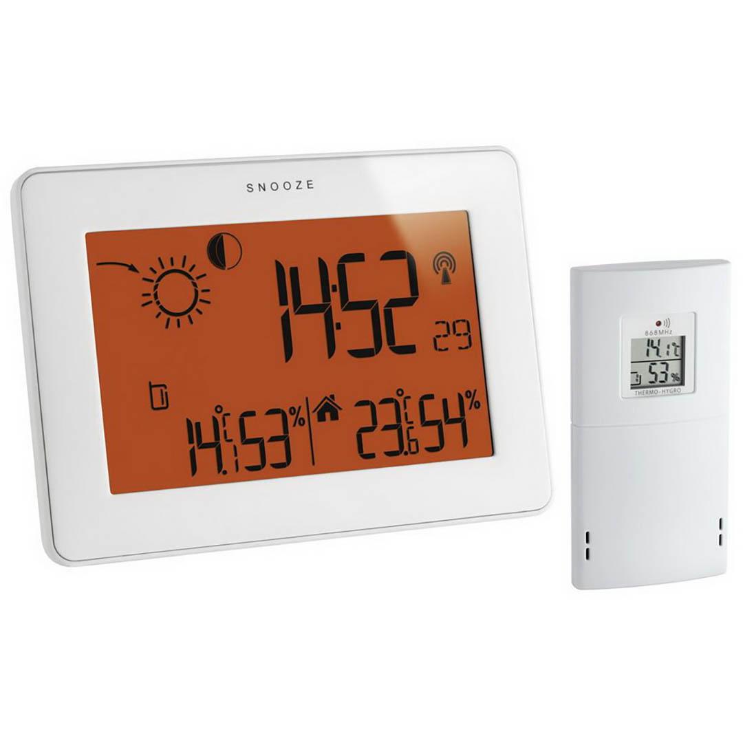 Метеостанция TFA Slim Touch (35112802)