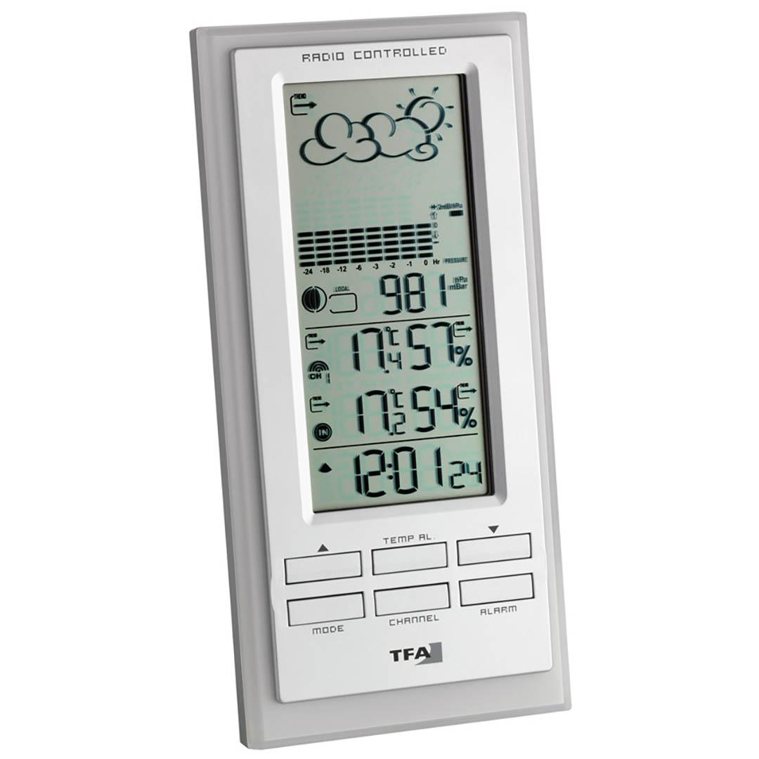 Метеостанция TFA Faktum (35110102)