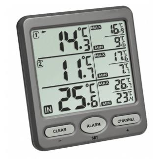 Термометр TFA Trio (30306210)