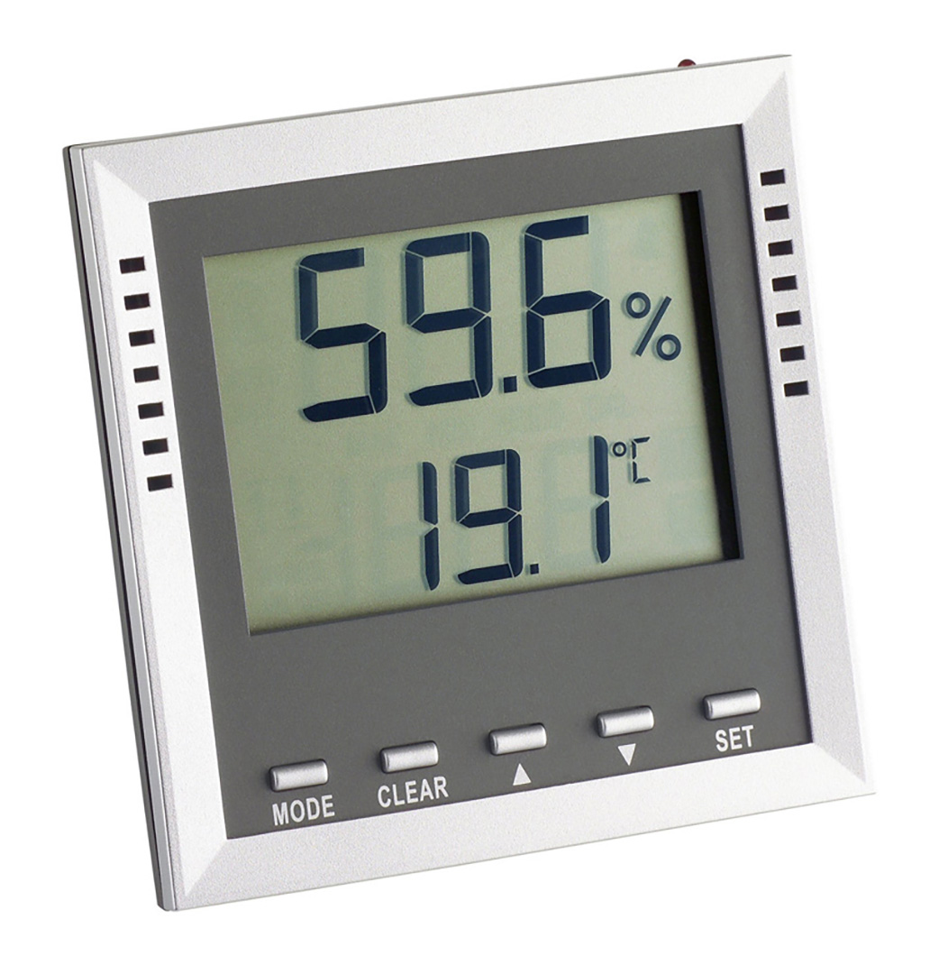 Термогигрометр TFA (305010) KLIMA GUARD