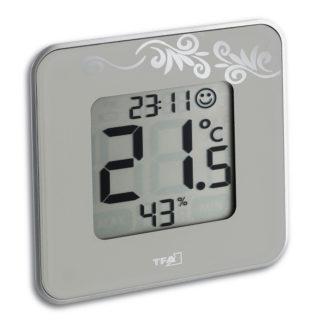 Термогигрометр TFA (30502102) Style