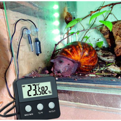 Термогигрометр TFA Terracheck (30504401)