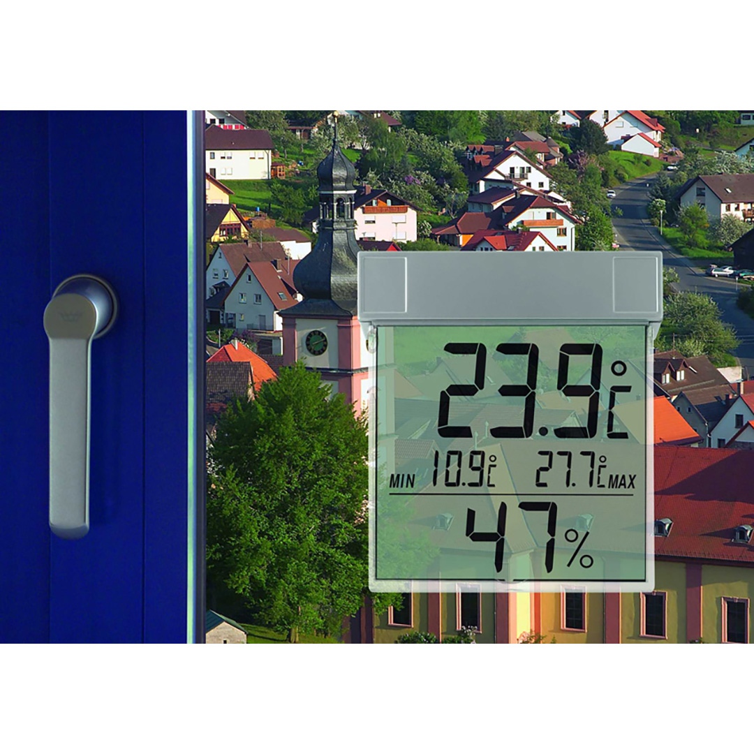 Термогигрометр TFA (305020)
