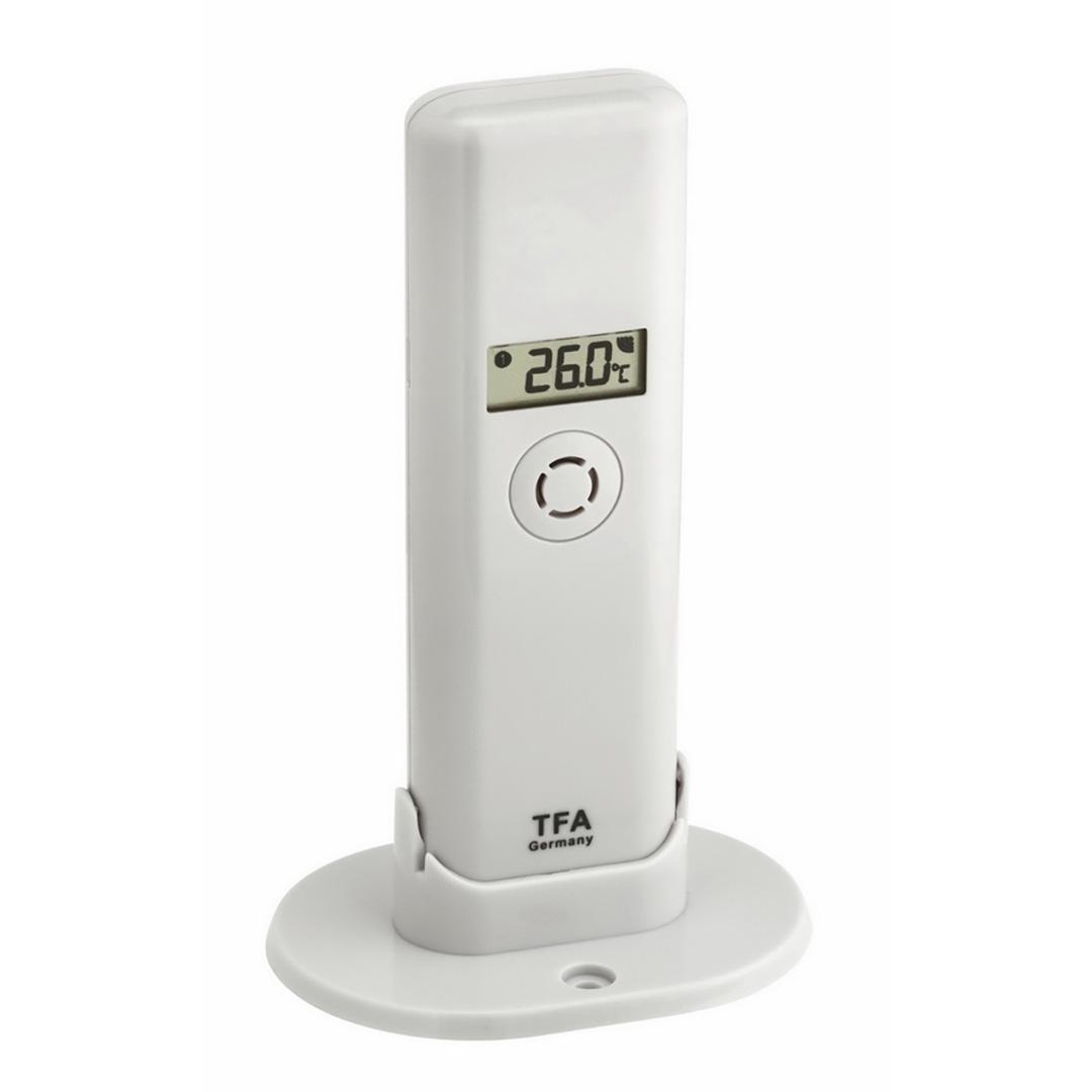 Термогигрометр для смартфонов TFA Cosy Radar WeatherHub (31400802)