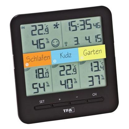 Термогигрометр TFA (30306001.IT) Klima@Home