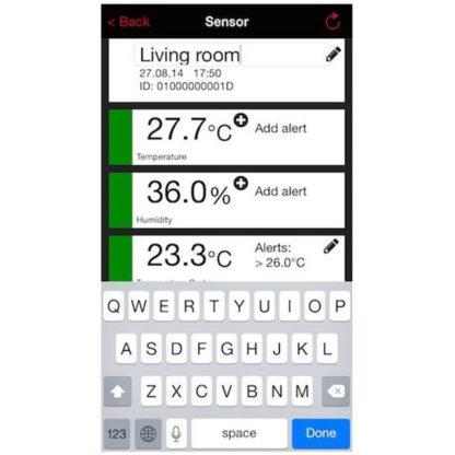 Метеостанция для смартфона TFA WeatherHub Set2 (31400202)