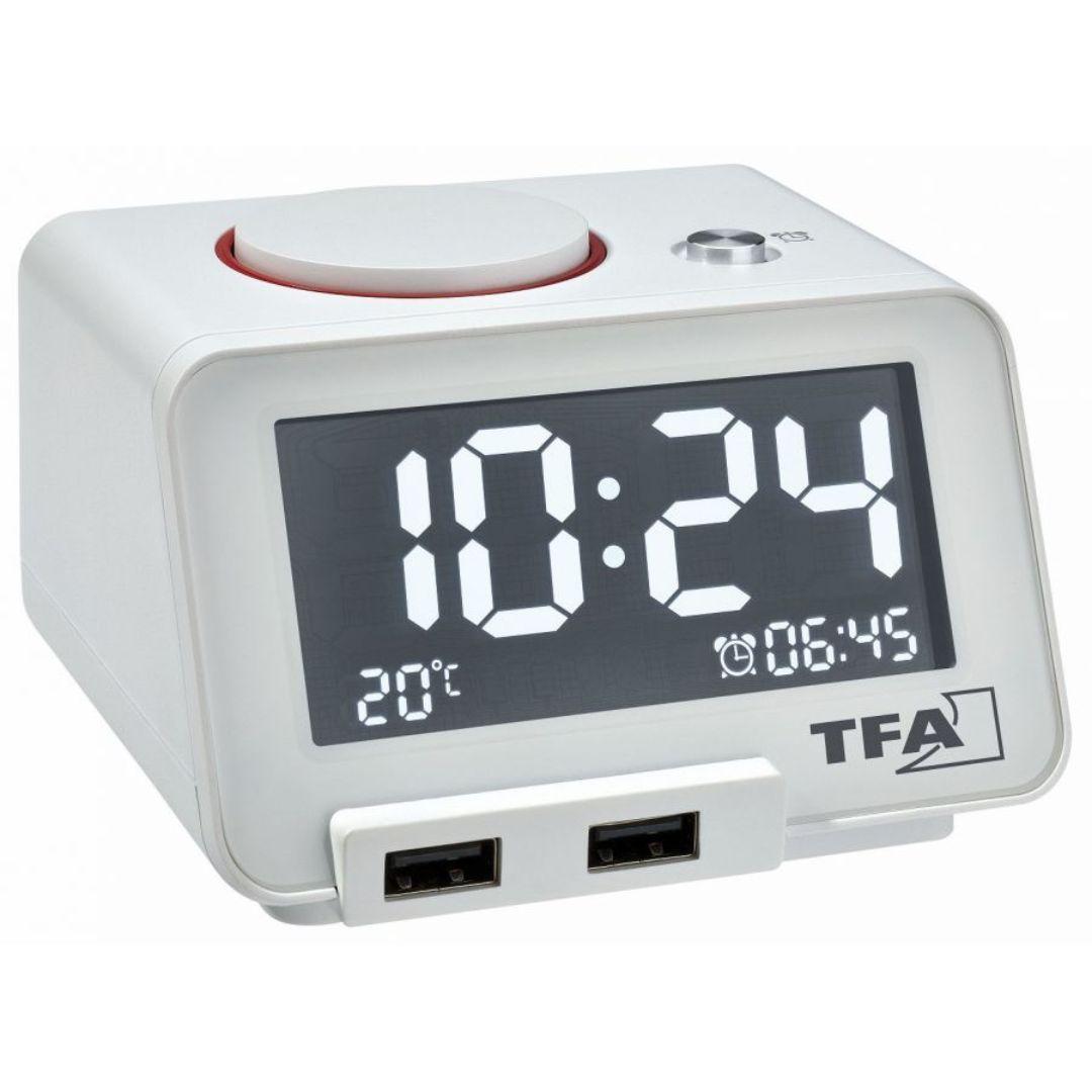 Настольные часы TFA (60201702)