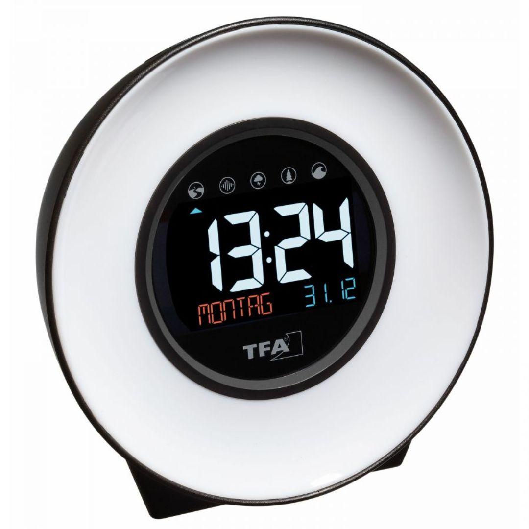 """Настольные часы TFA """"Mood Light"""" (60202302)"""