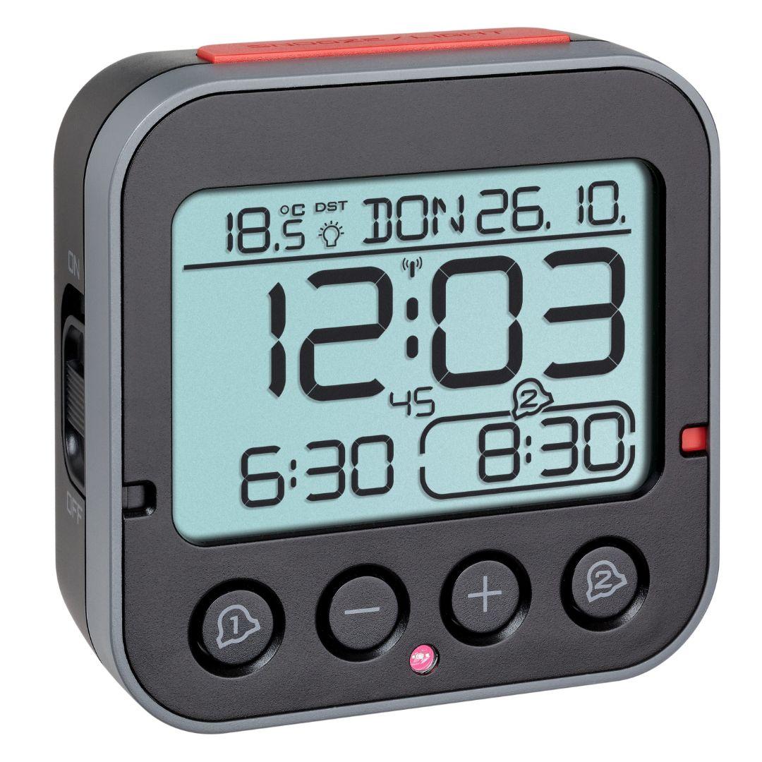 """Настольные часы TFA """"BINGO 2.0"""" (60255001)"""