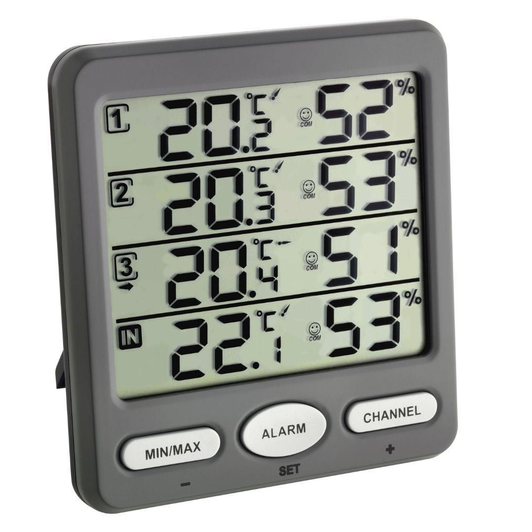 "Термогигрометр TFA ""Klima-Monitor"" (30305410)"