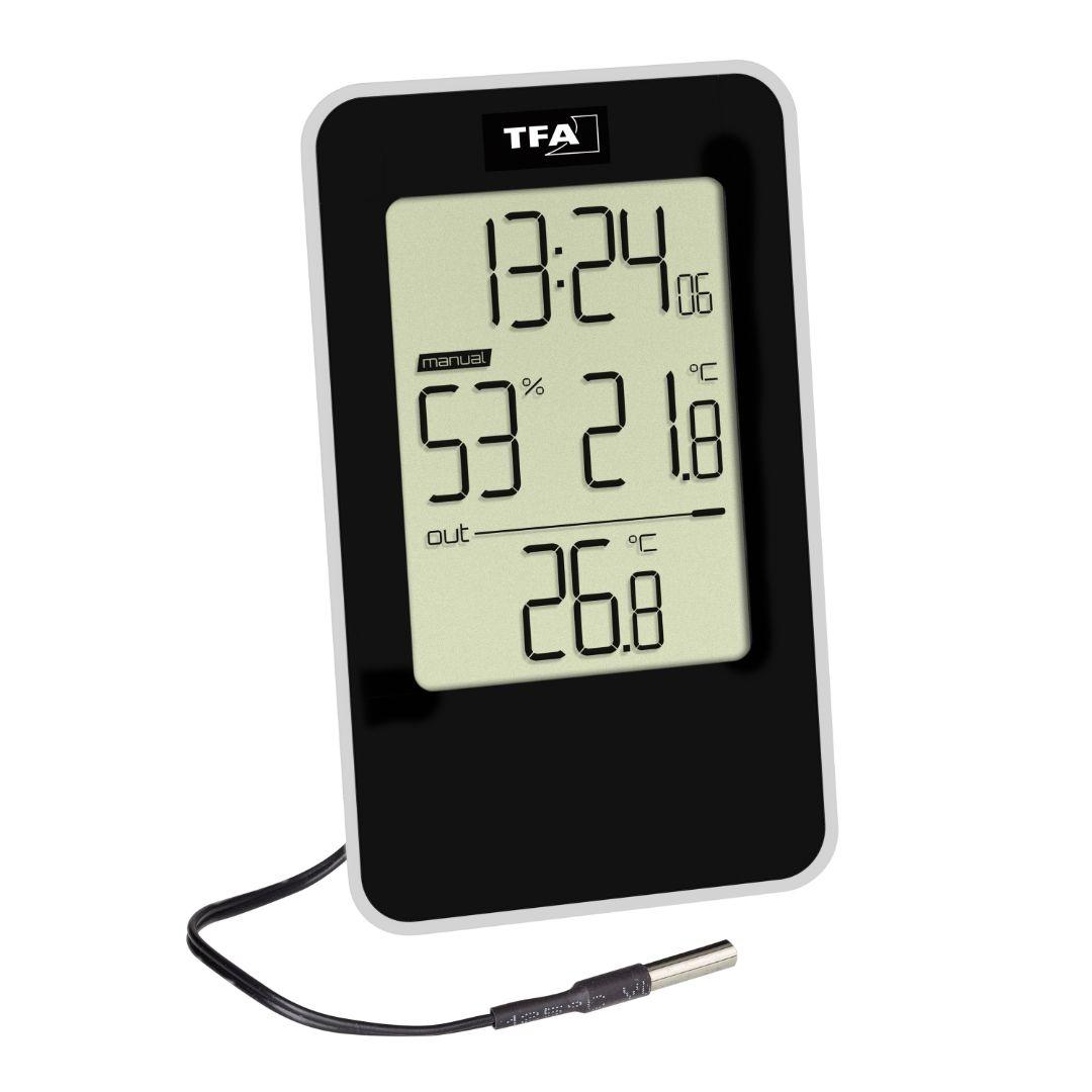 Термогигрометр TFA (30504801)