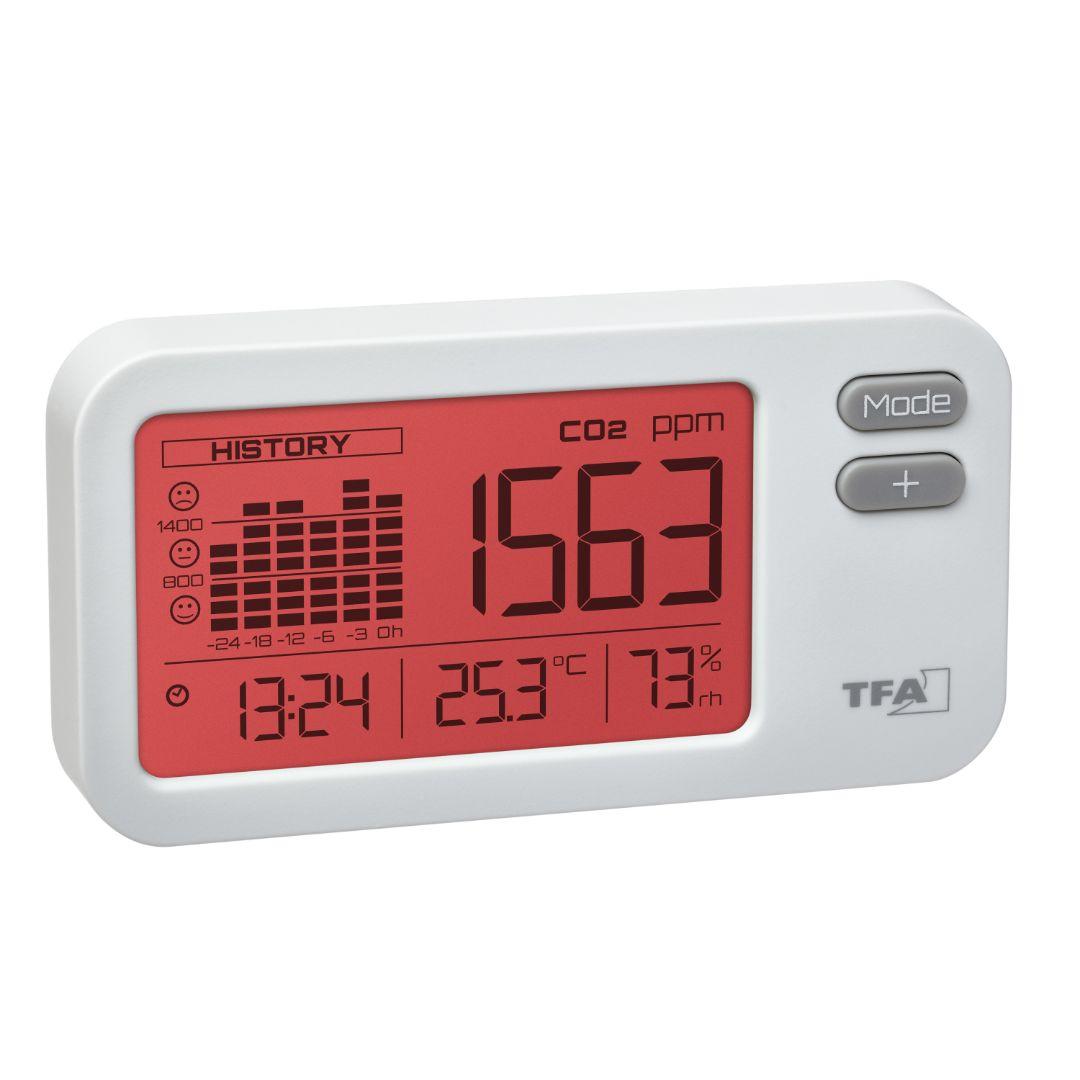"Измеритель уровня CO2 TFA ""AirCO2ntrol Coach"" (31500902)"