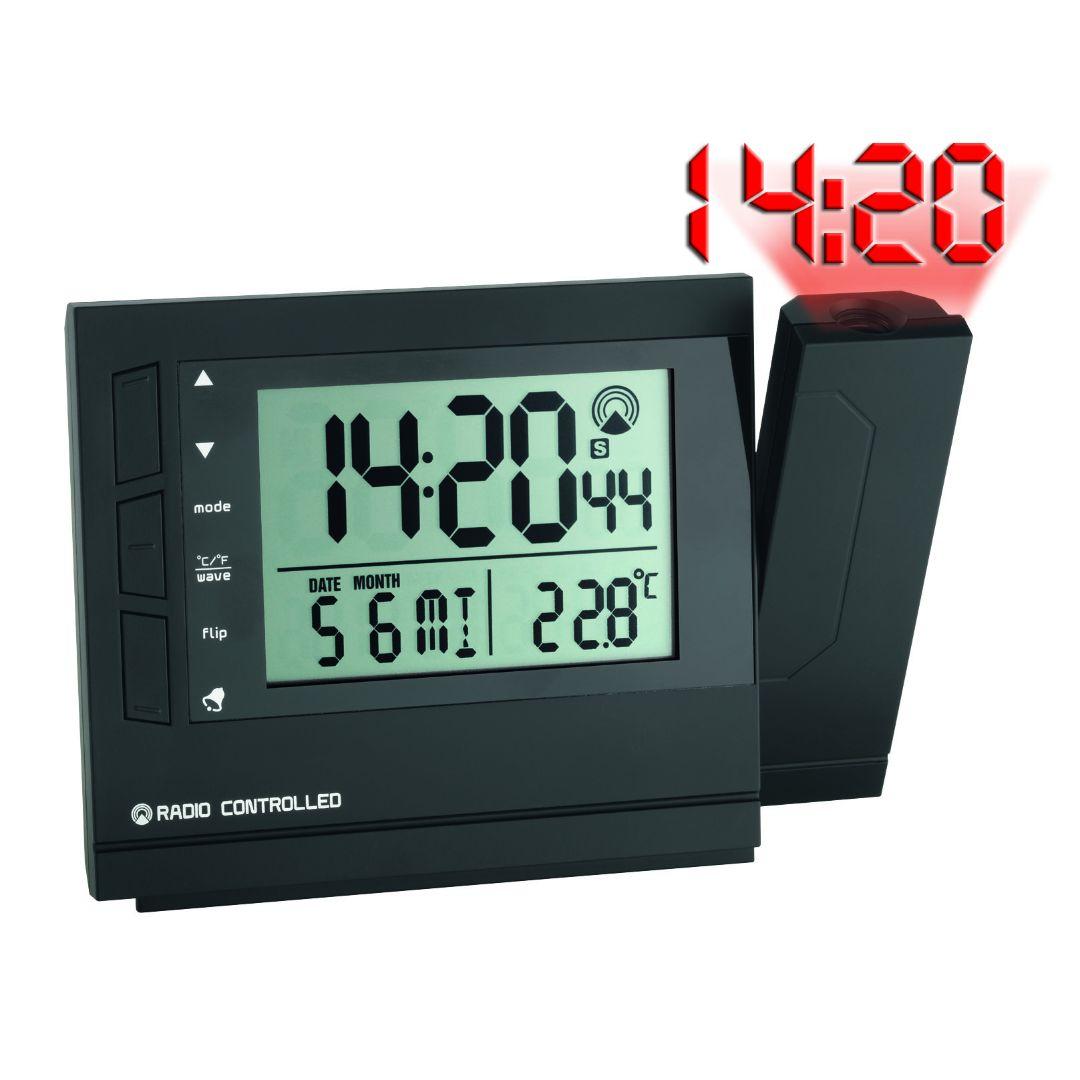 Проекционные часы TFA (605008)