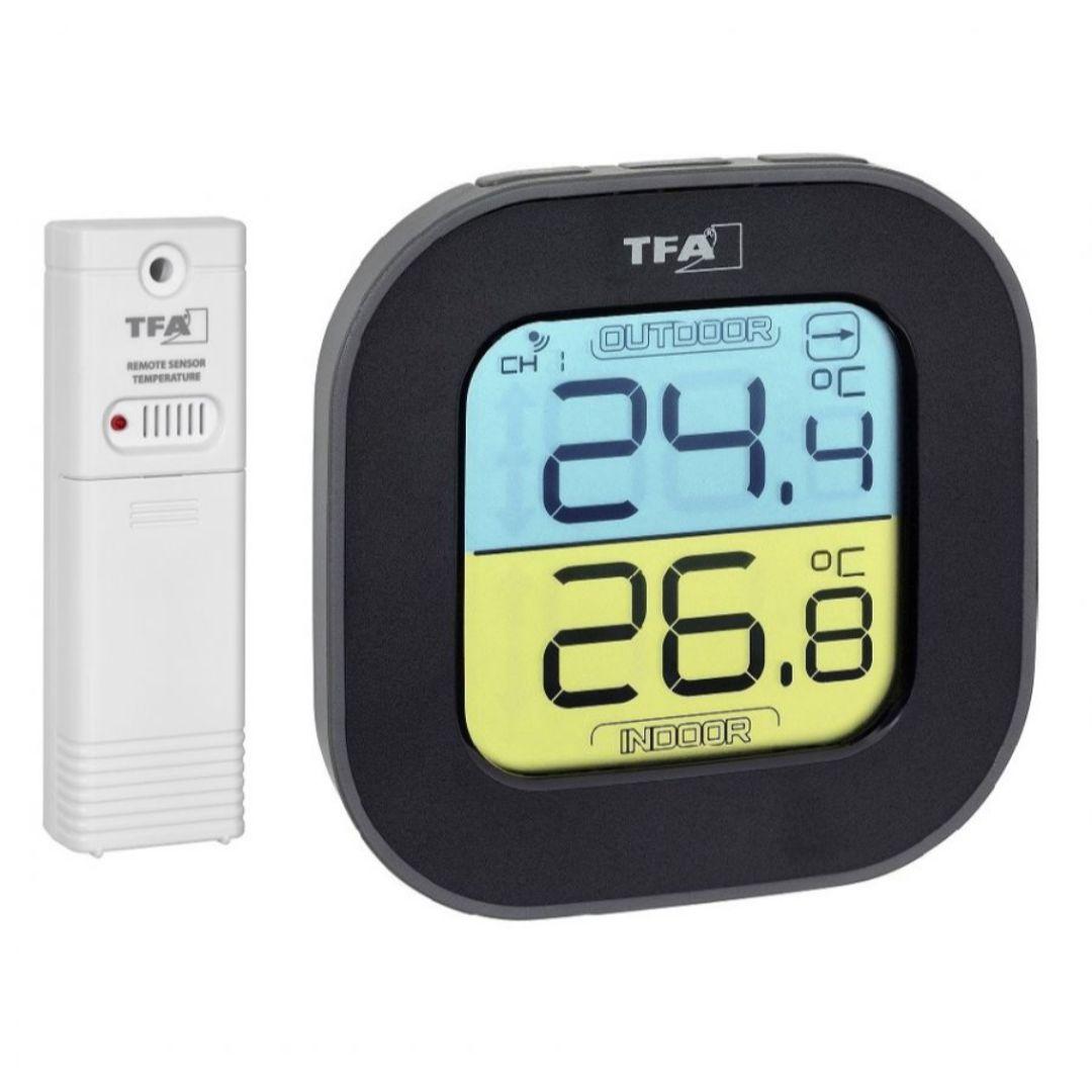 """Термометр беспроводной TFA """"FUN"""" (30306801)"""