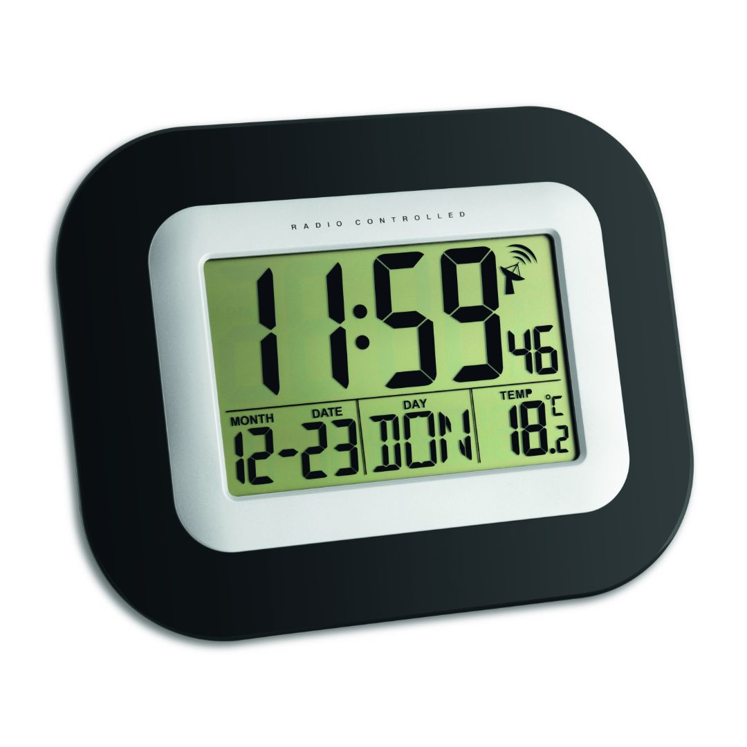 Настенные часы TFA (604503)