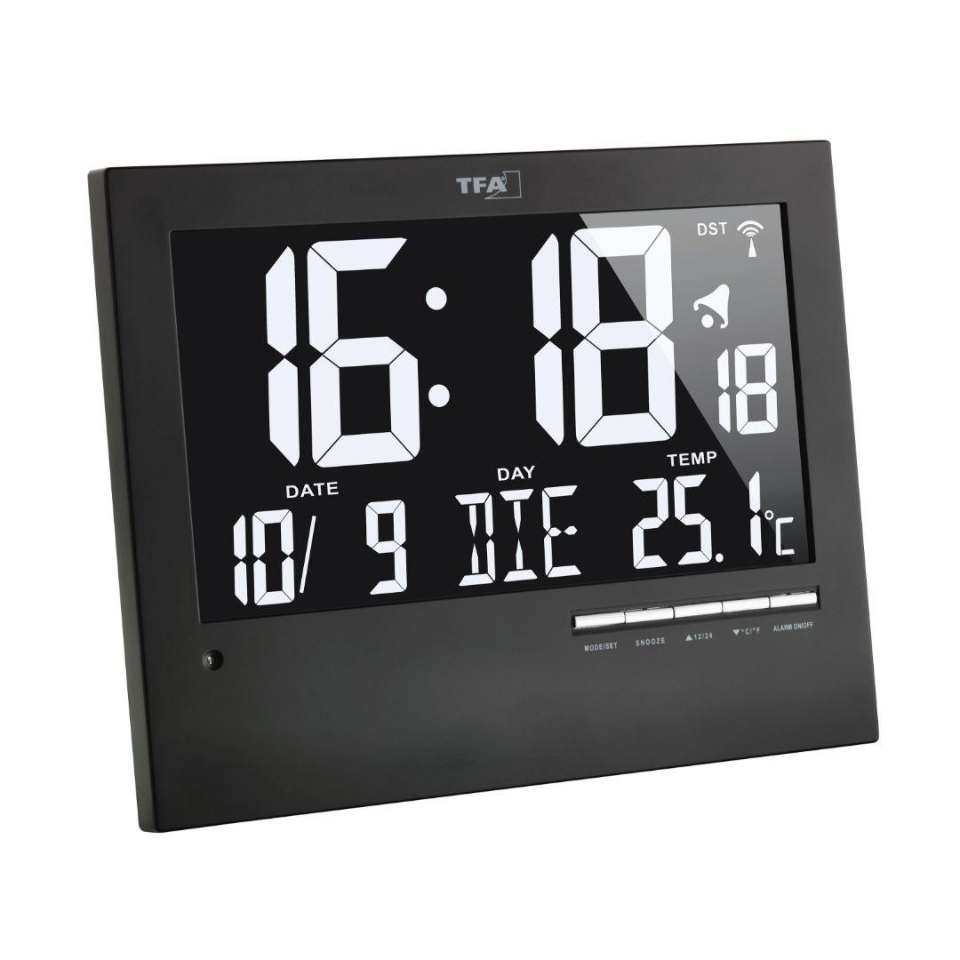 Настенные часы TFA (604508)