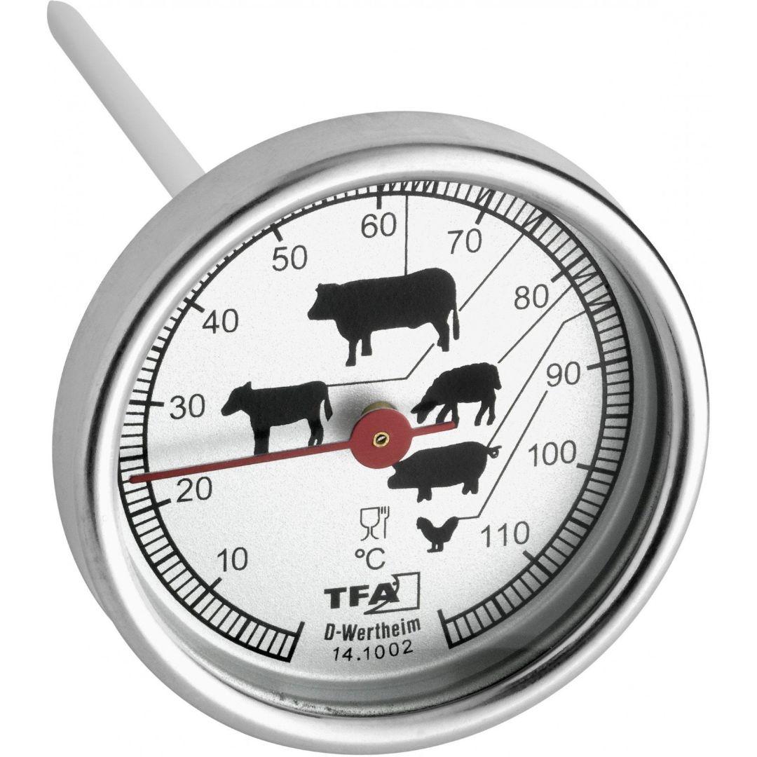 Кухонный термометр для обжаривания TFA (1410026090)