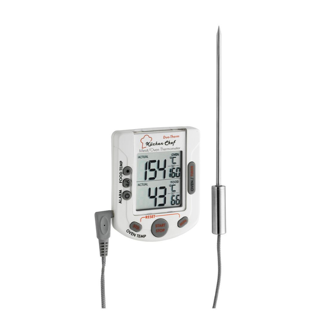 "Кухонный термометр для духовки TFA ""KÜCHEN-CHEF DUO-THERM"" (141503)"