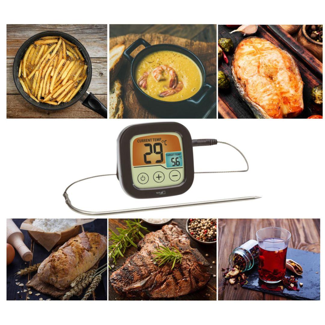 Кухонный термометр для духовки и гриля TFA (14150901)