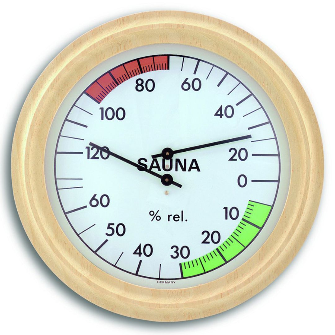 Термогигрометр для сауны TFA (401006)