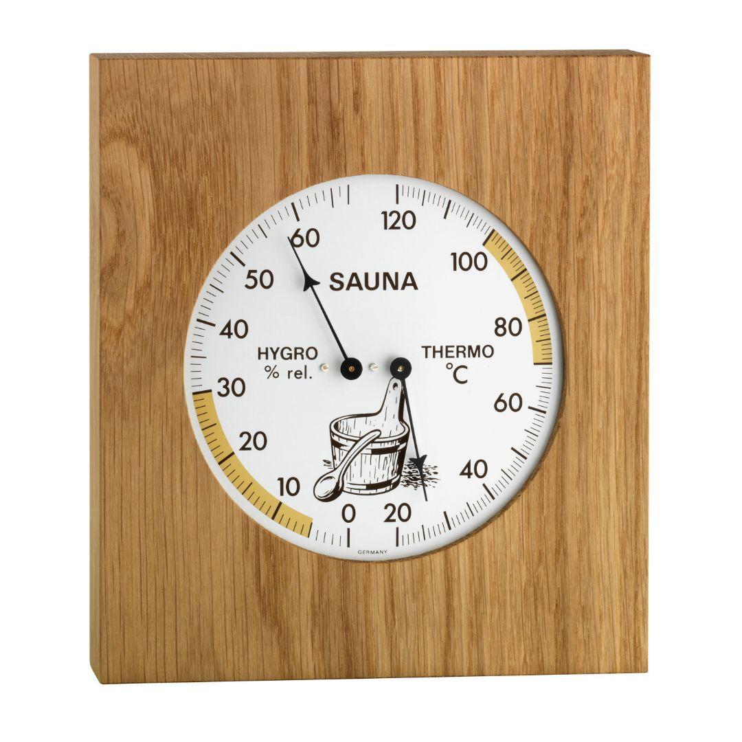 Термогигрометр для сауны TFA (40105101)