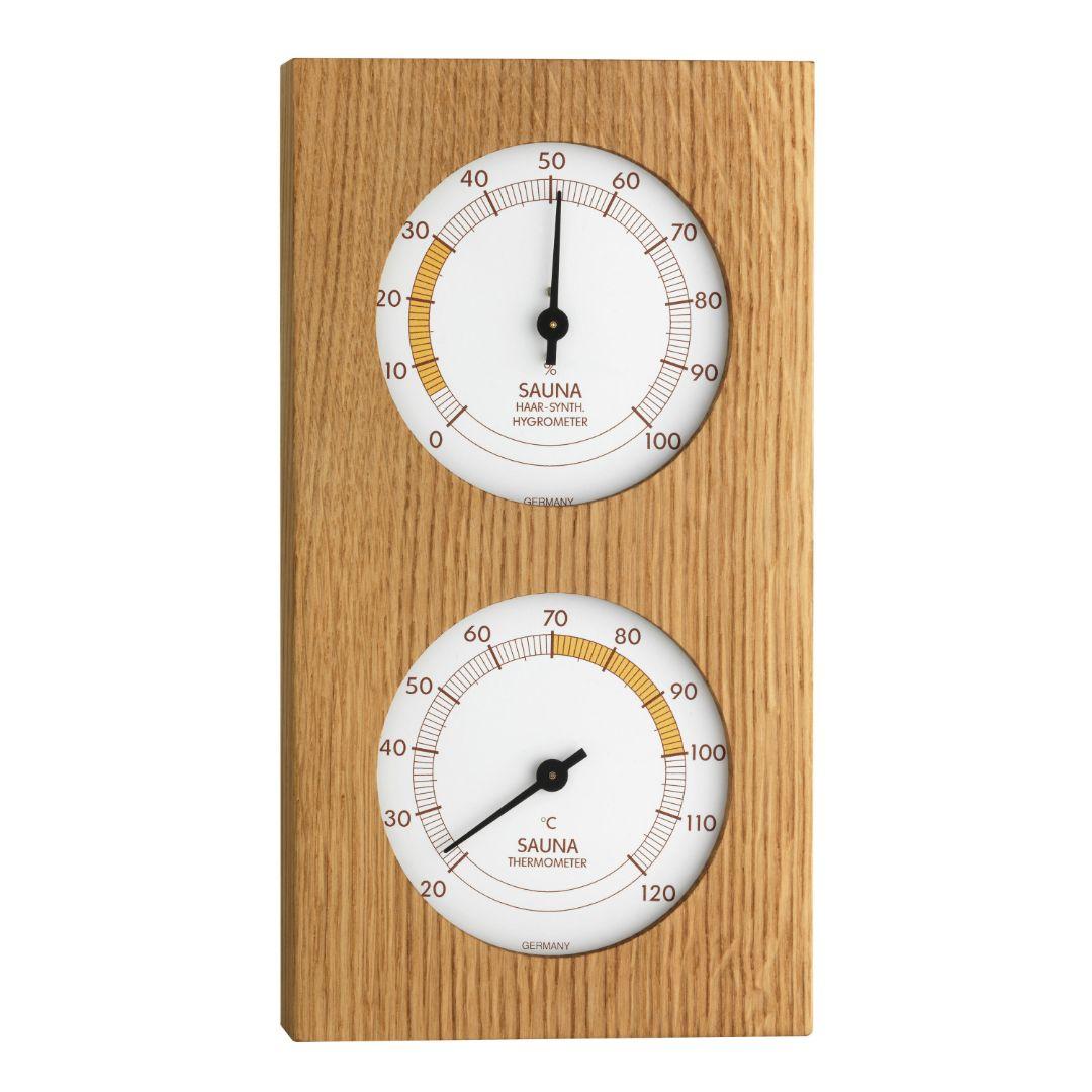 Термогигрометр для сауны TFA (40105201)