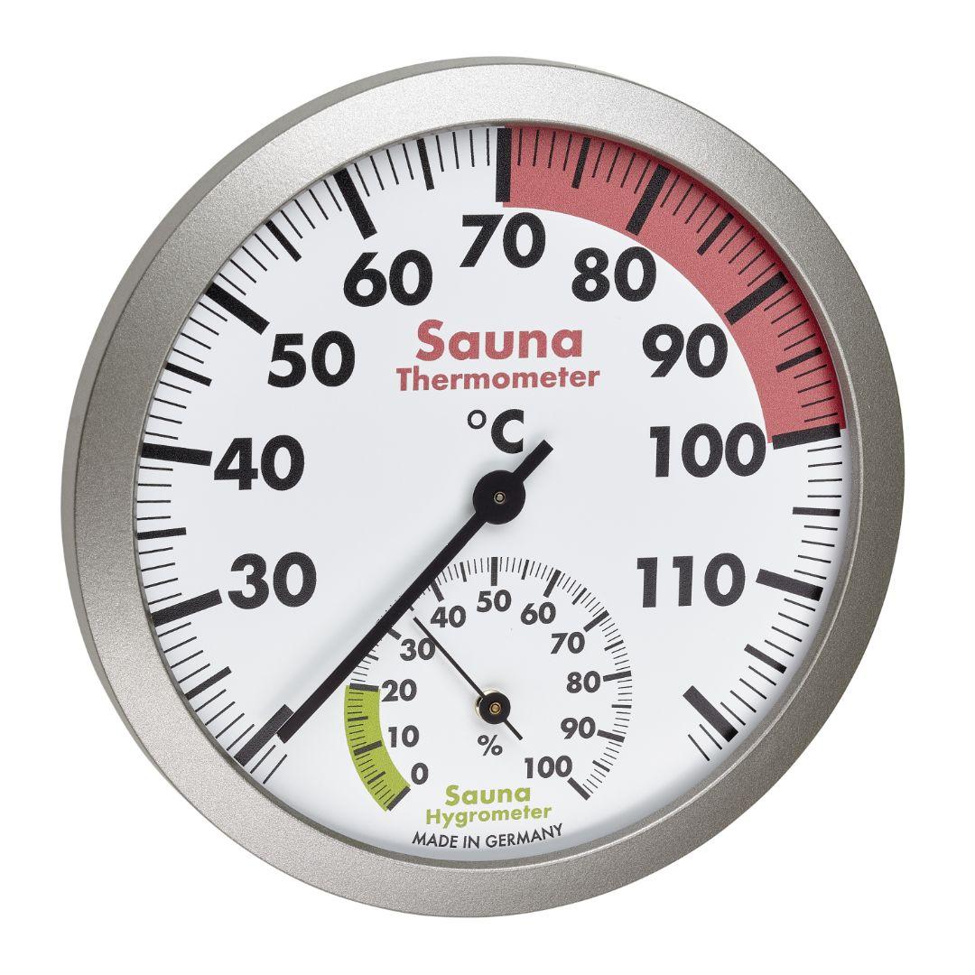 Термогигрометр для сауны TFA (40105550)