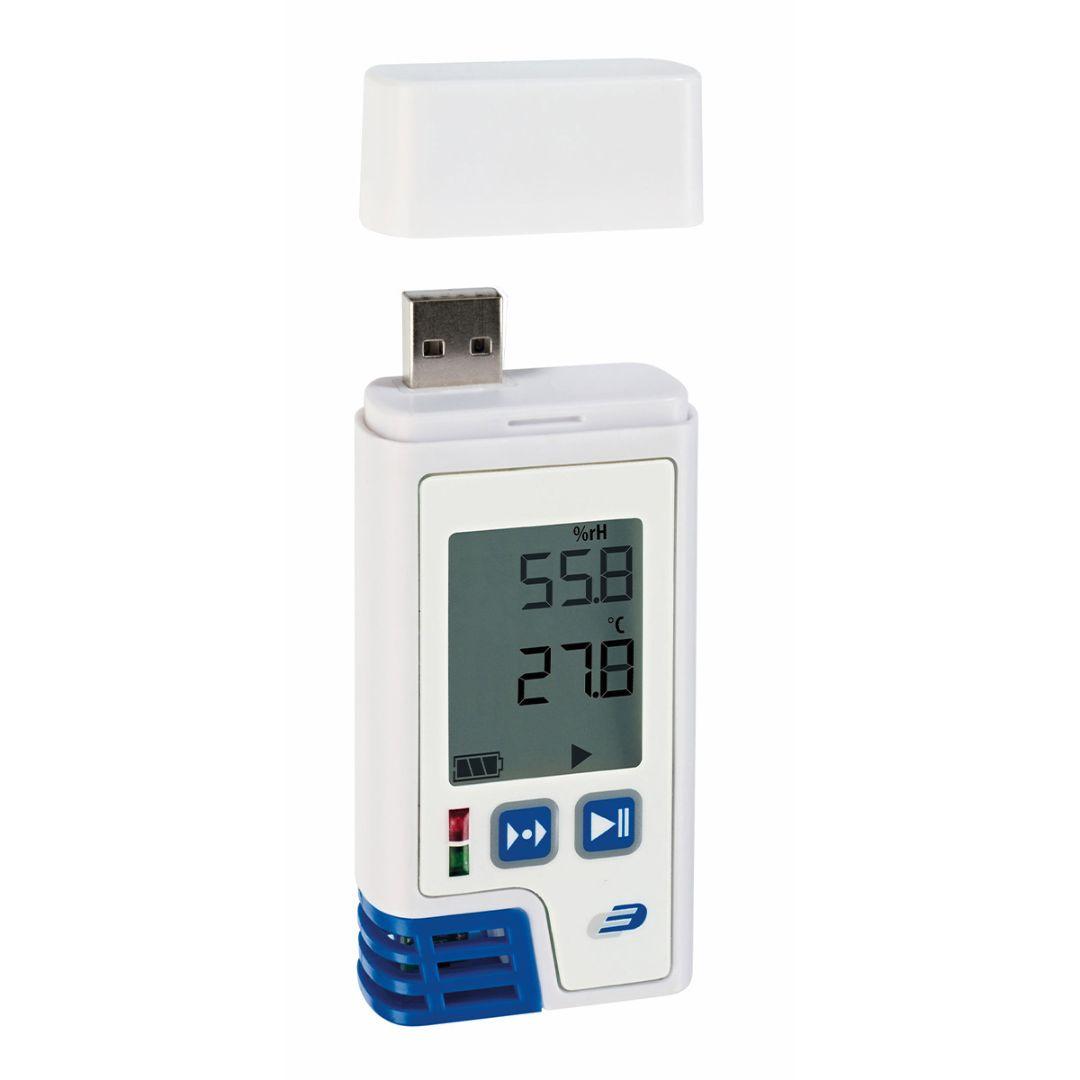 """Регистратор данных температуры и влажности TFA """"LOG210"""" (31105802)"""
