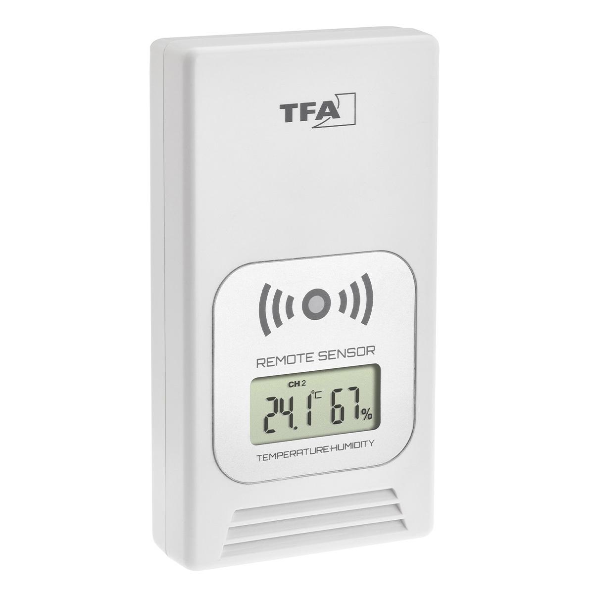 Датчик температуры/влажности с дисплеем TFA (30324102)