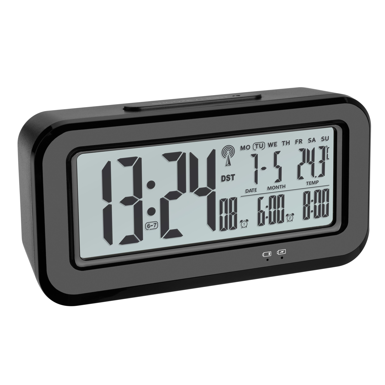 """Настольные часы с температурой TFA """"BOXX"""" (60255401)"""