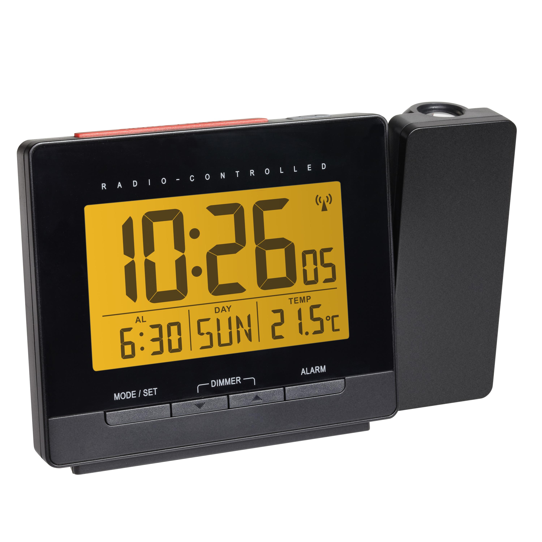 Проекционные часы с температурой TFA (60501601)