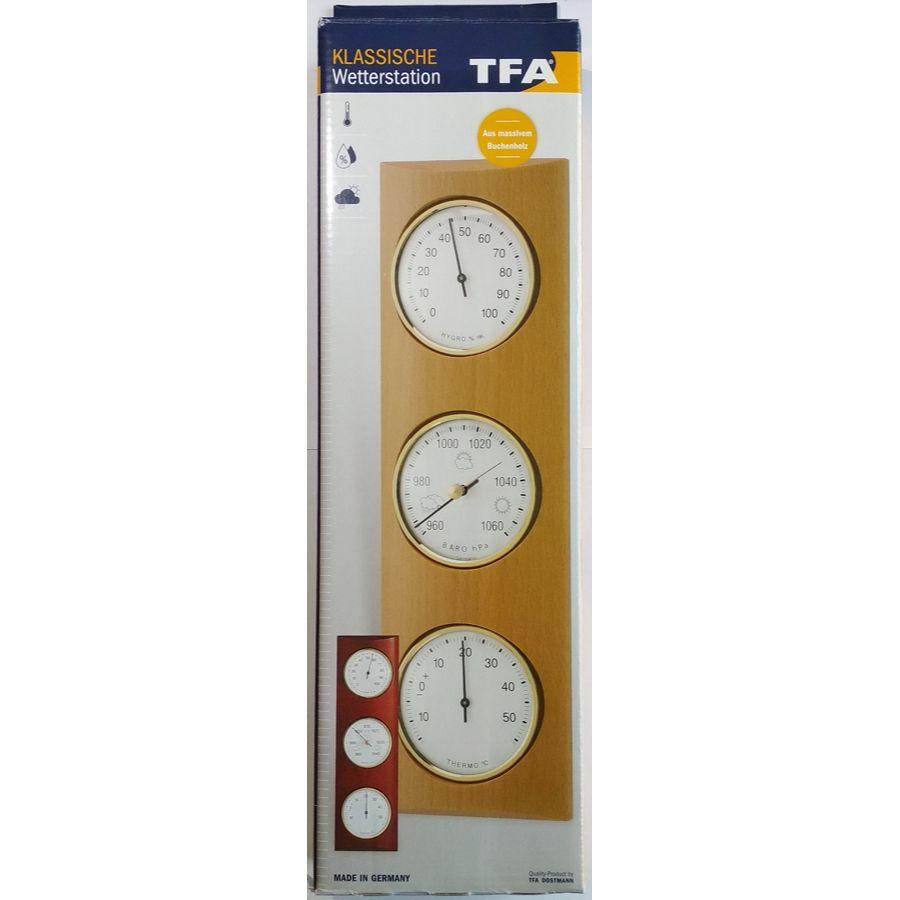 """Метеостанция TFA """"Classic"""" (20102804)"""