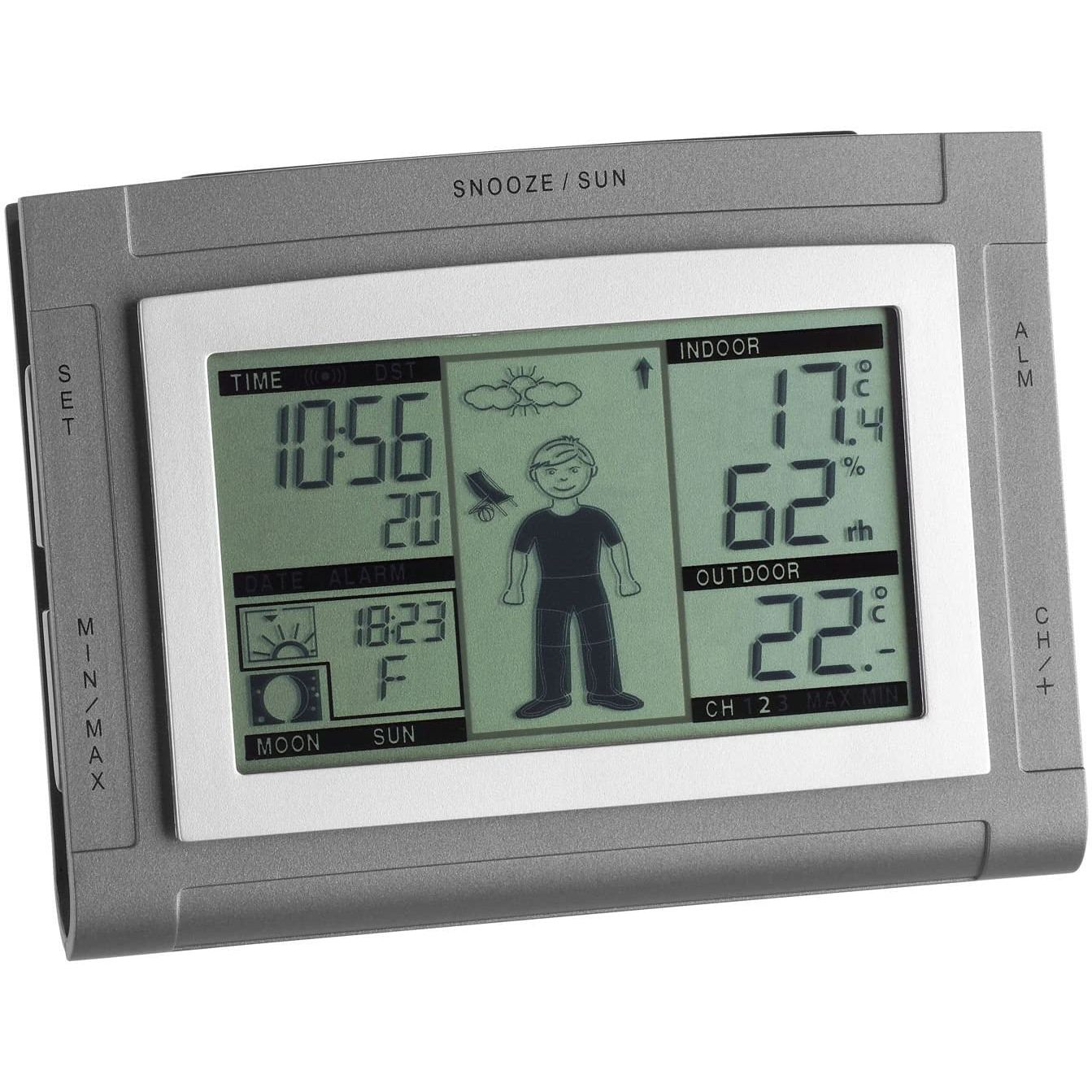 "Метеостанция TFA ""Weather Boy XS"" (3510641050.IT)"