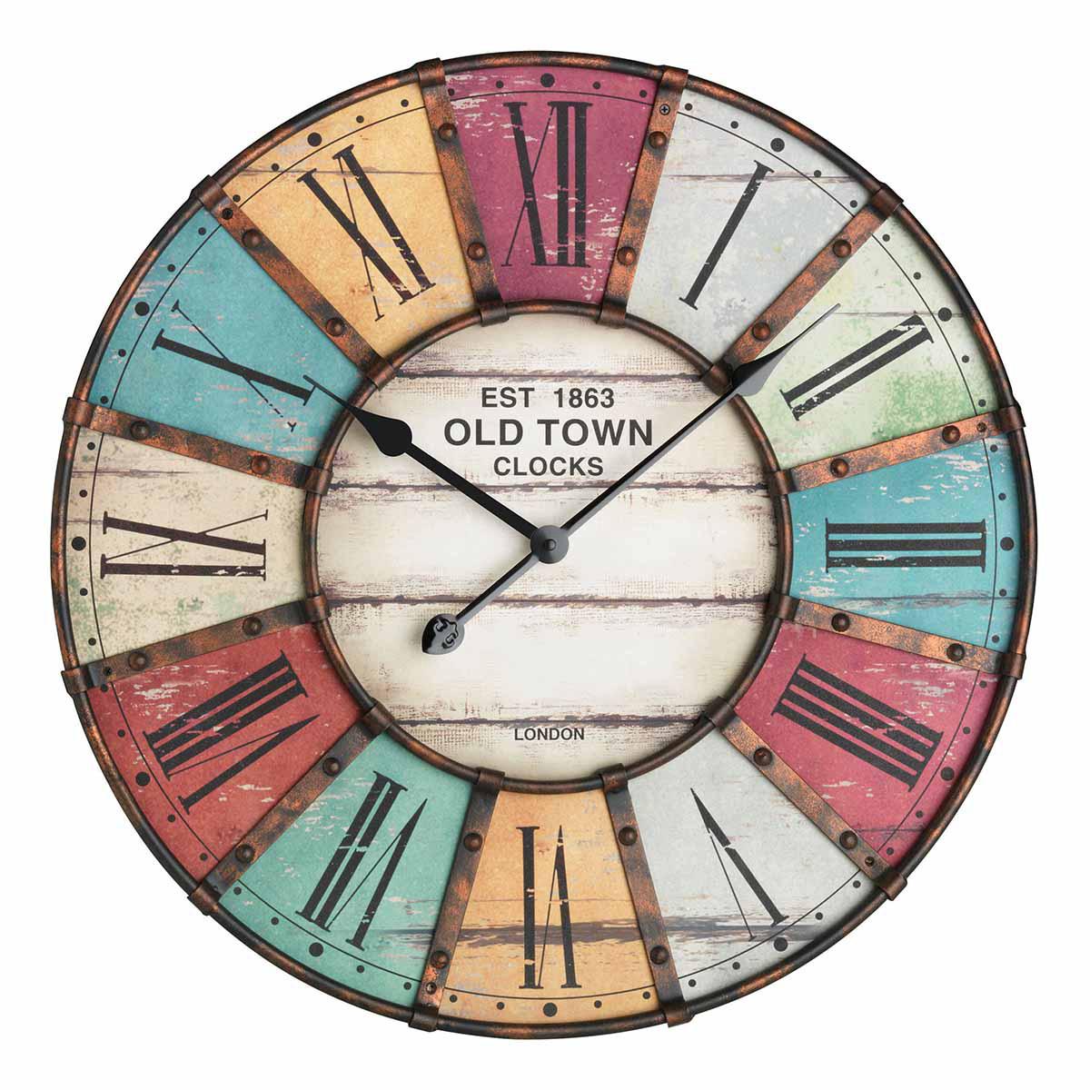 """Настенные часы TFA """"Vintage"""" (603021)"""