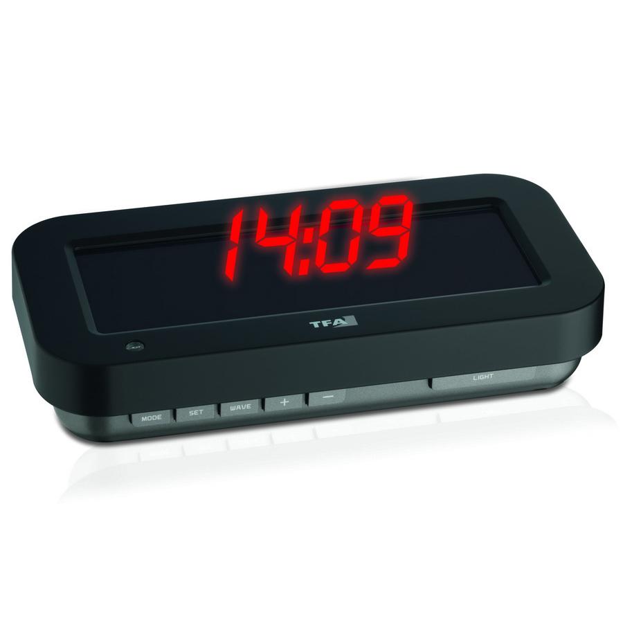 """Проекционные часы TFA """"HOLOclock"""", 3D-эффект (60500905)"""