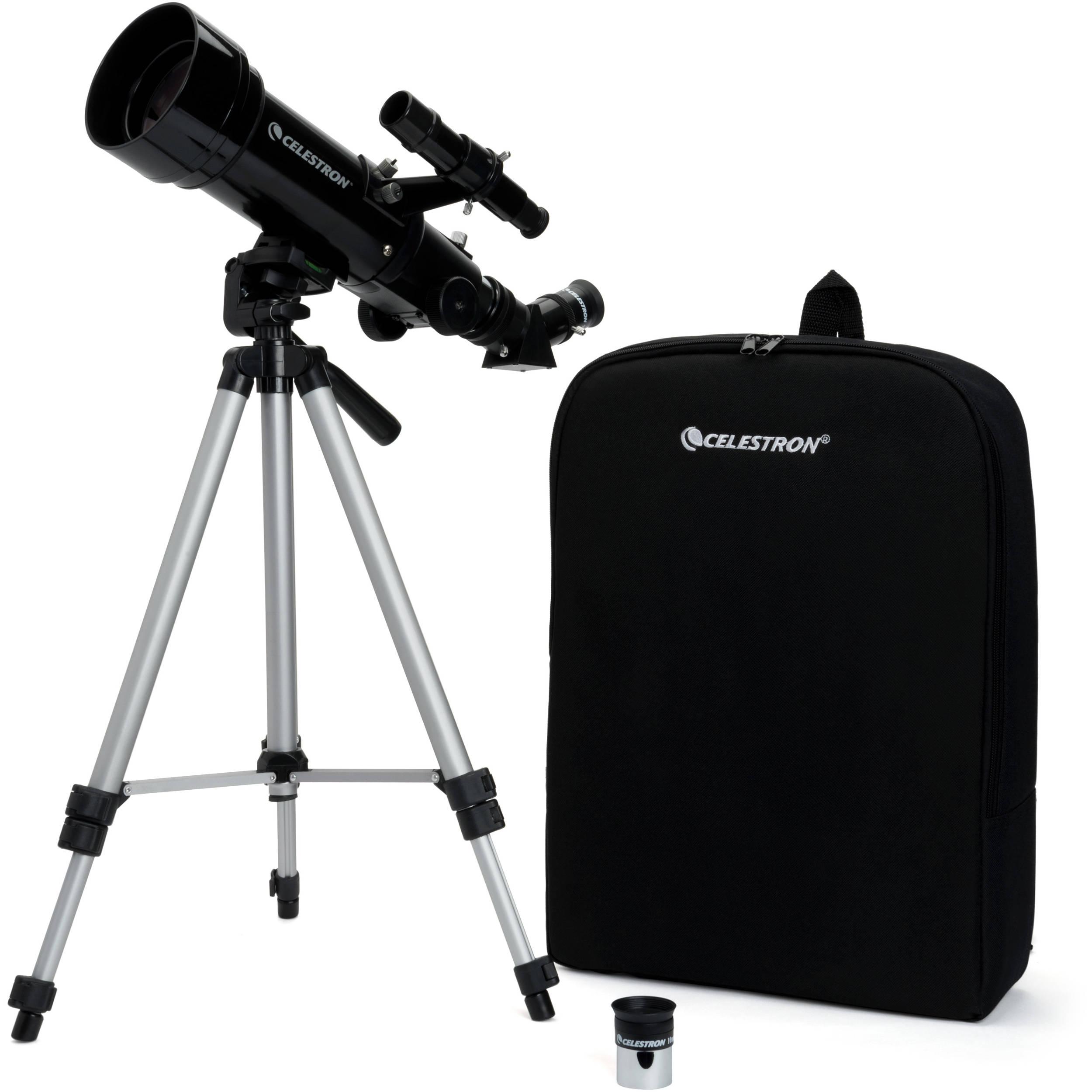 Телескоп Celestron TravelScope 70, рефрактор (21035)