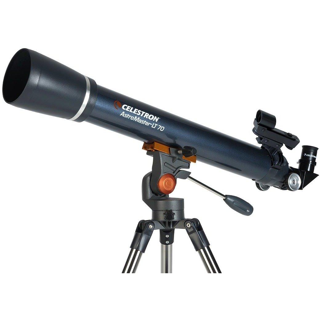 Телескоп Celestron AstroMaster LT 70 AZ, рефрактор (21074)