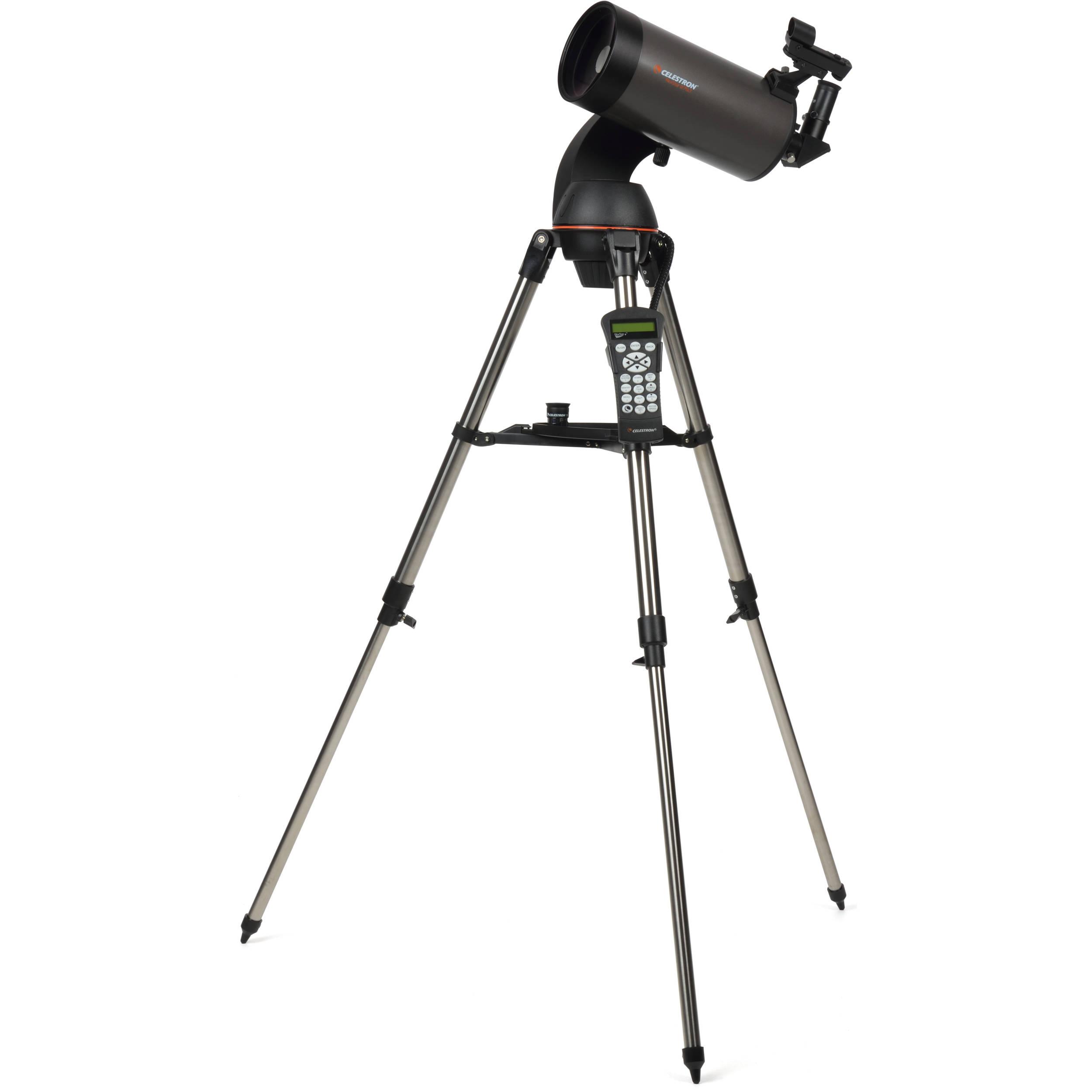 Телескоп Celestron NexStar 127 SLT, Максутов-Кассегрен, Автонаведение, GoTo (22097)