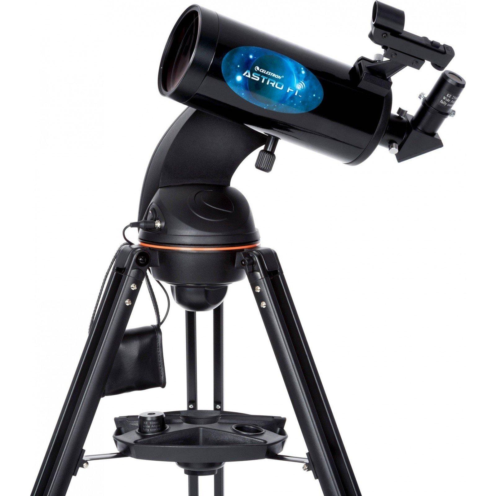 Телескоп Celestron Astro Fi 102, Wi-Fi + Автонаведение (22202)