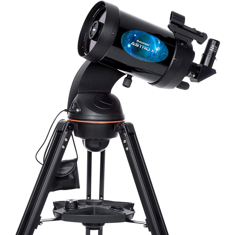 Телескоп Celestron Astro Fi 5, Шмидт-Кассегрен, Wi-Fi + Автонаведение (22204)