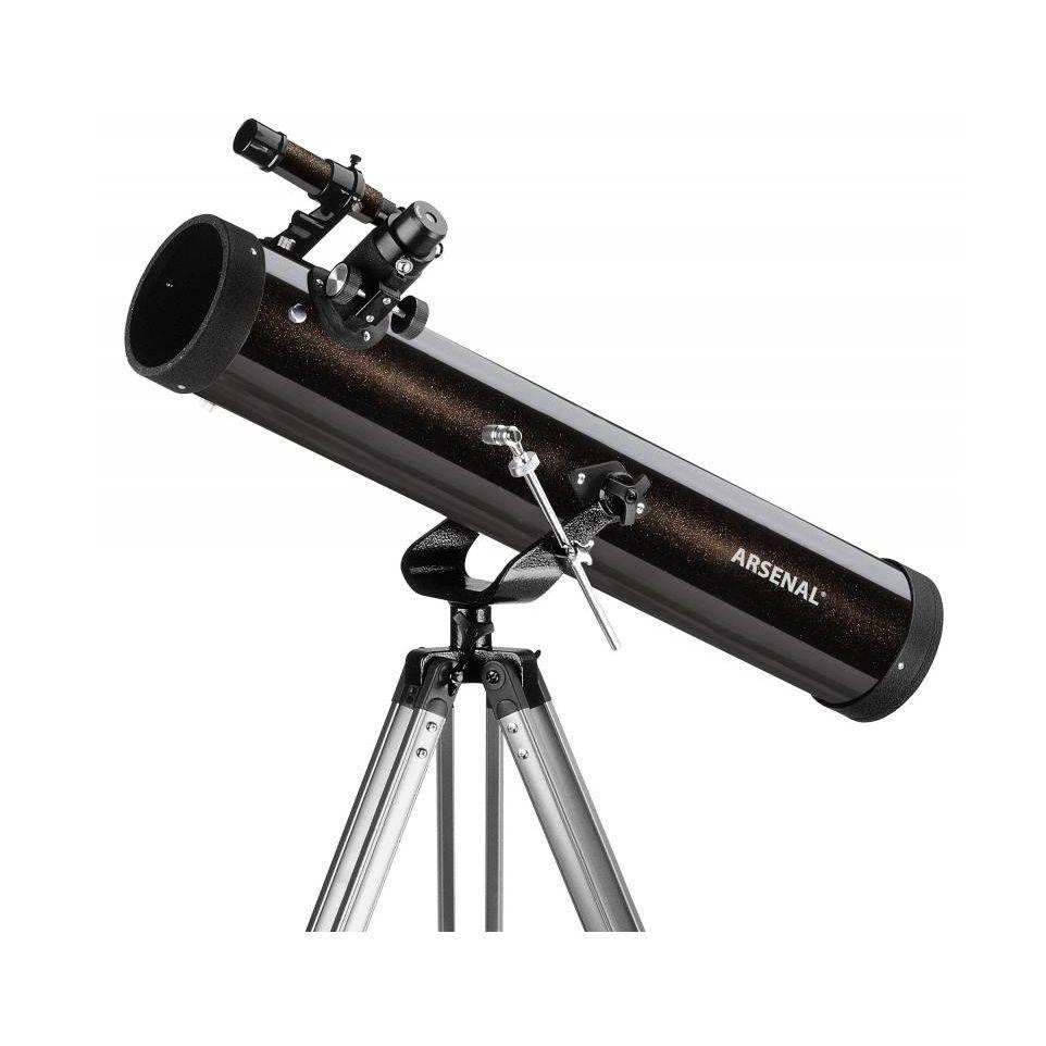 Телескоп Arsenal-Synta 76/700 AZ2, рефлектор Ньютона (767AZ2)