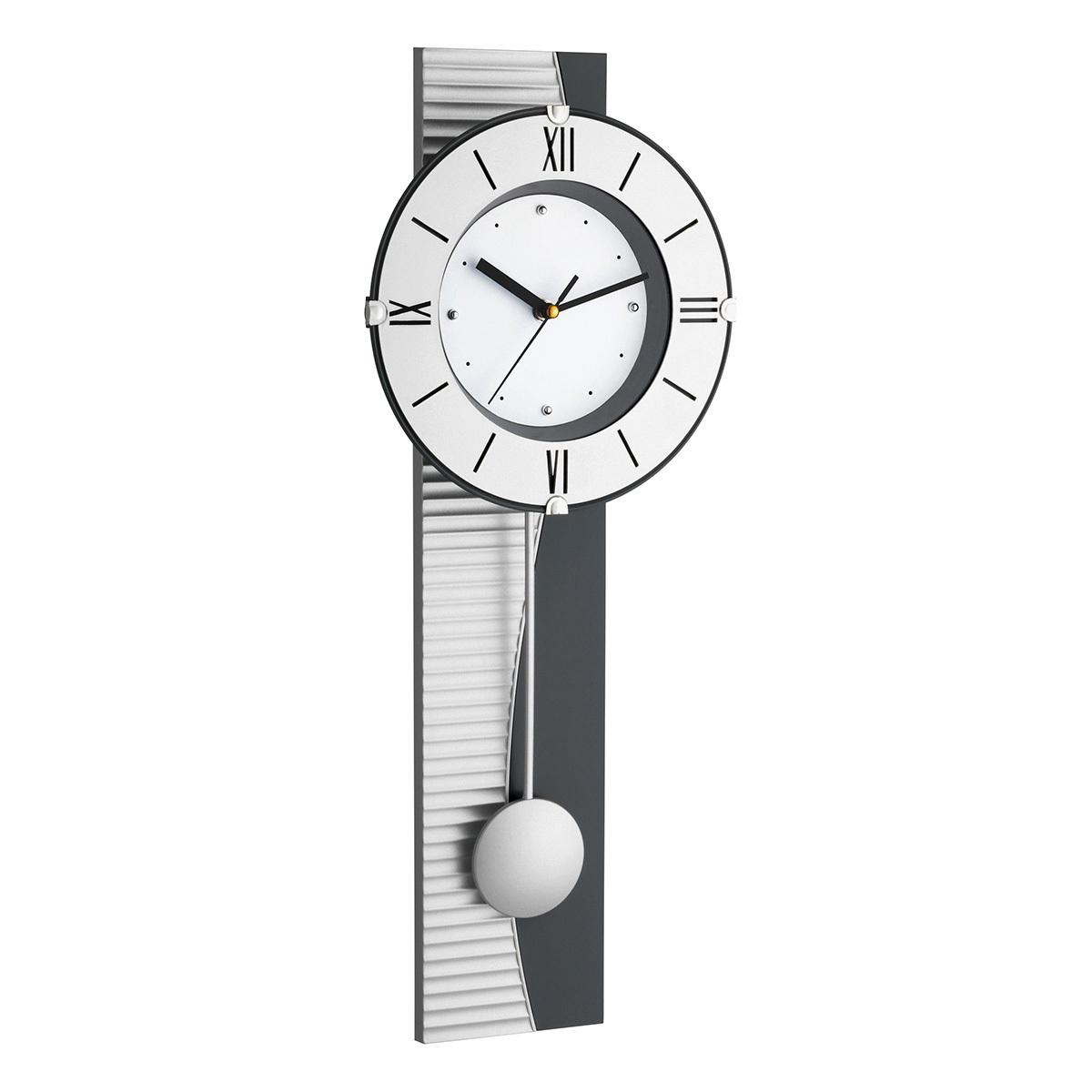 Настенные часы с маятником TFA (603001)