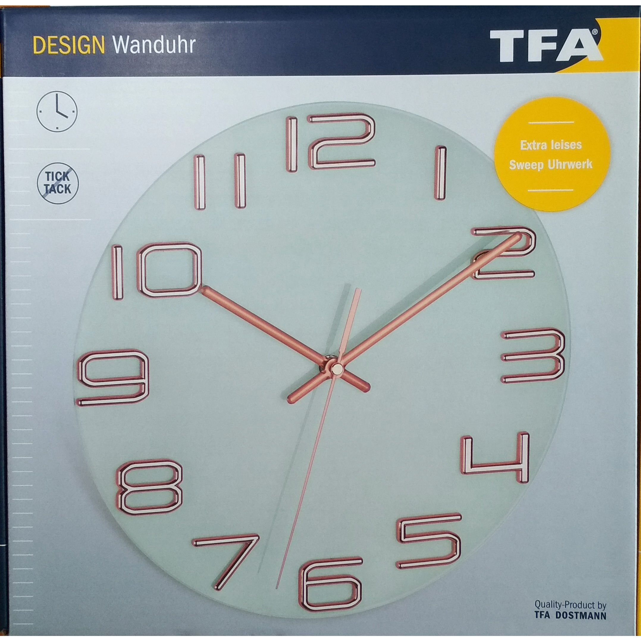 Настенные часы TFA (60304351)