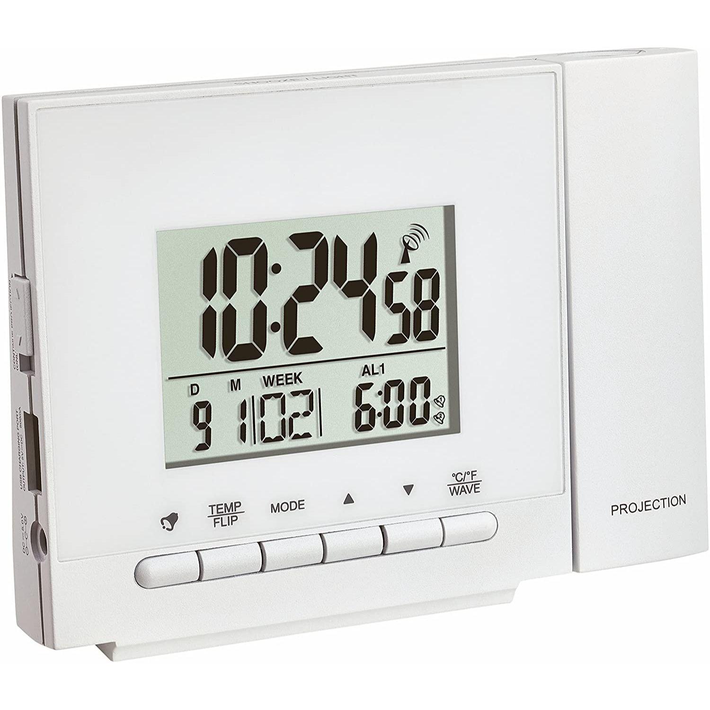 Проекционные часы TFA (60501302)