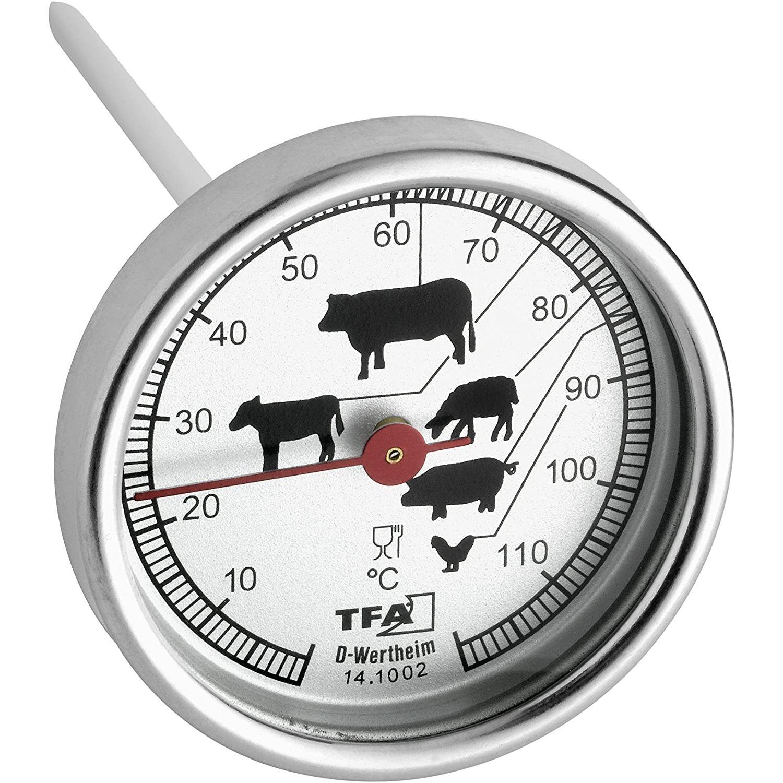 Кухонный термометр для обжаривания TFA (141002)
