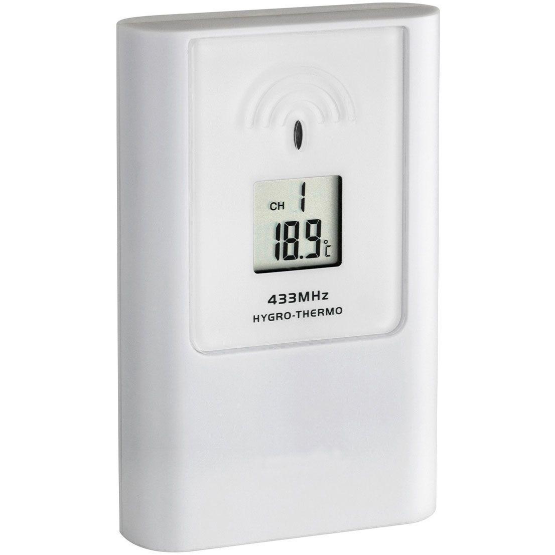 Датчик температуры/влажности с дисплеем TFA (30321102)